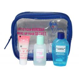 Maybelline Make Up Travel Kit   inc Beauty Balm   Eye mup remove   Polish Remove
