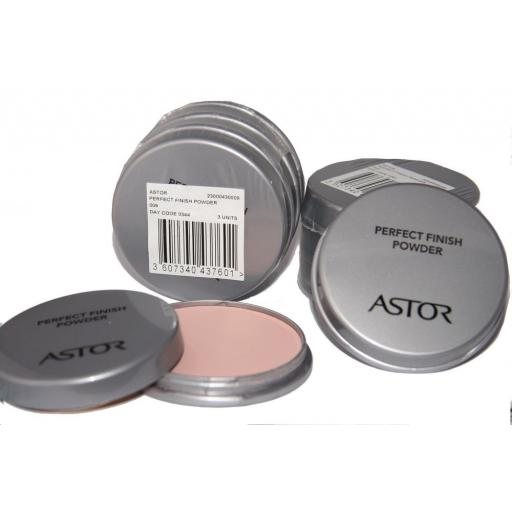 12 x Astor Perfect Finish Powder | Shade 009 | Discontinued Last chance