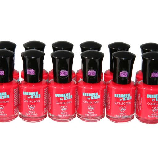 36 x Collection Little Mix Nail Polish | Jesy | RRP £72 | Wholesale Cosmetics