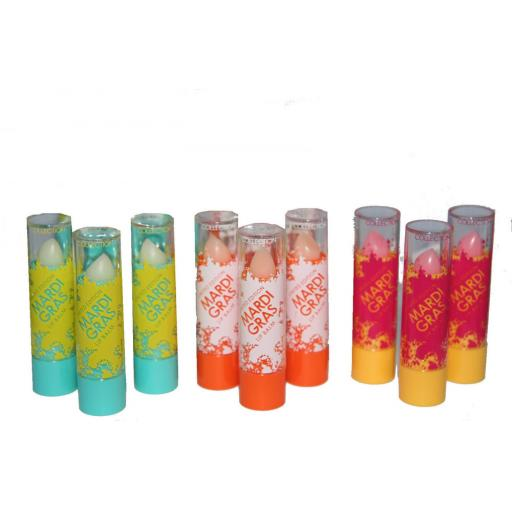 12 x Collection Lip Balm | 3 Shades | RRP £24 | Wholesale