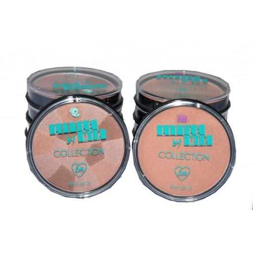 Collection Little Mix Bronze it Powder | Choose from: Jesy | Leigh Anne