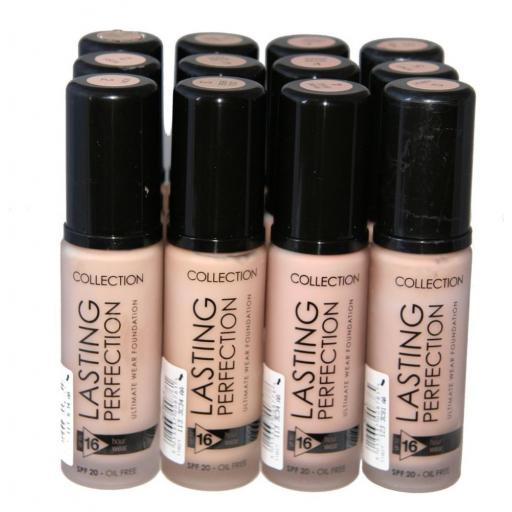 3 x Collection Lasting Perfection Foundation | Up to 16h wear| Choose Your shade