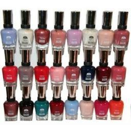 24-x-Sally-Hansen-Complete-Salon-Manicure-Nail-Polish-20-shades-RRP-192