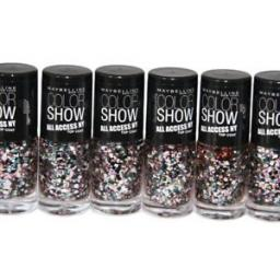 24-x-Maybelline-Color-Show-All-Access-Nail-Polish-Topcoat-7ml-Broadway-Lights