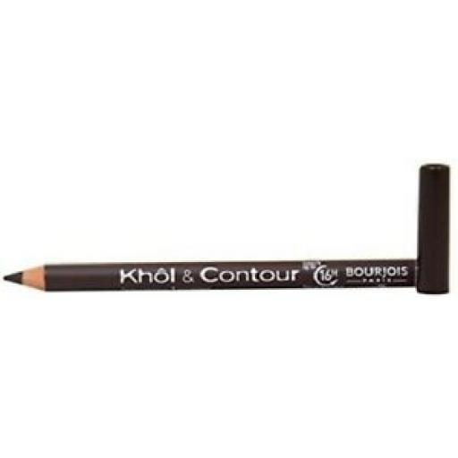 Bourjois Khol & Contour Eye Pencil | 78 Brun Design | Up To 16 Hrs