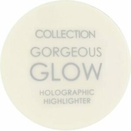 Collection Gorgeous Glow Holographic Highlighter | Moon Dust 1 | Ultra Fine