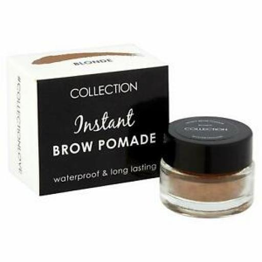 Collection Instant Brow Pomade | Blonde | Waterproof & Long Lasting