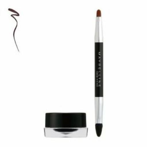 Maybelline Lasting Drama Gel Eyeliner | Brown | Gorgeous Gel Liner