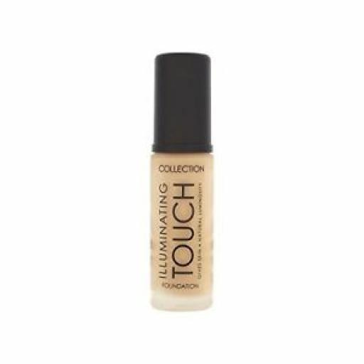 1 x Collection Illuminating Touch Foundation | Warm Beige 4