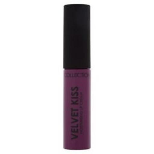 Collection Velvet Kiss Moisturising Lip Cream | Shade Blackberry