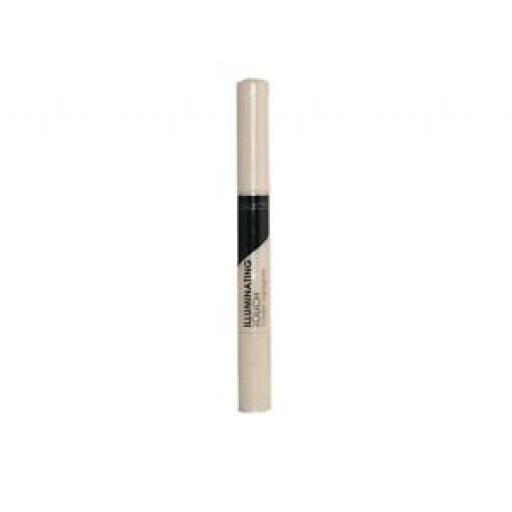 3 x COLLECTION Illuminating Touch Highlighter Wand, Number 1, Gold
