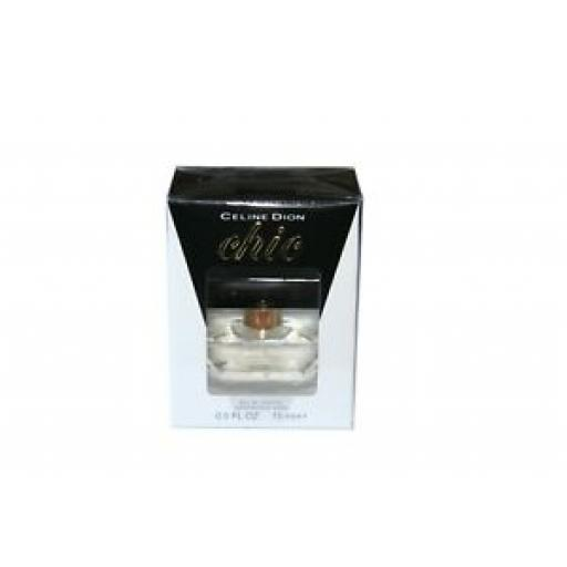 Celine Dion Chic For Women, Eau De Toilette 15 ml