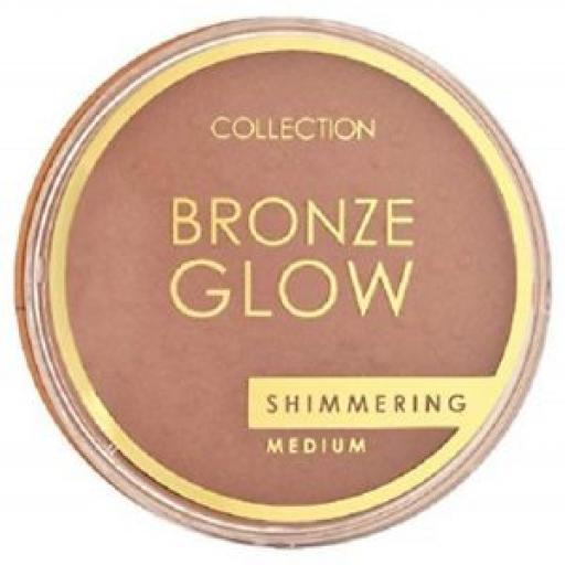 Collection Bronze Glow Shimmering Powder | Medium | Enriched with Silk