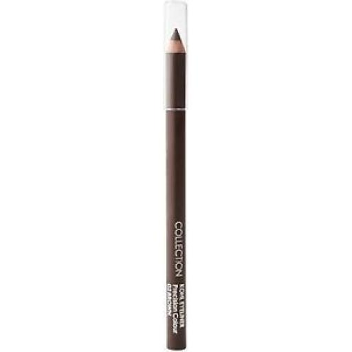 6 x Collection Kohl Eyeliner Precision Color Pencils | Brown 02