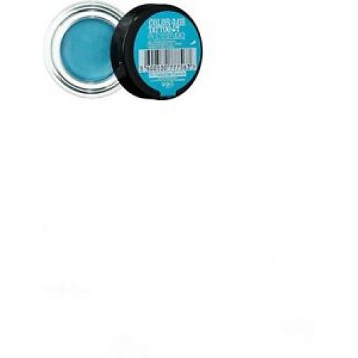 2 x Maybelline Colour Tattoo 24hr Eyeshadow | 20 Turquoise Forever |