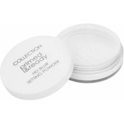 Collection Primed & Ready HD Blur Setting Powder | Veil Number 1 |