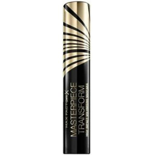 Max Factor Masterpiece Transform Mascara | BLACK BROWN | Volumising