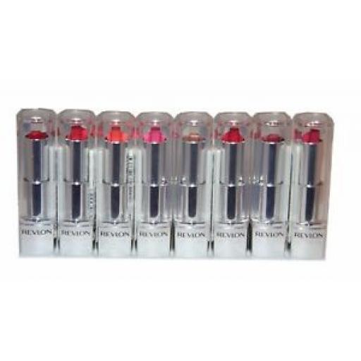 8 x Revlon Ultra HD Lipsticks | RRP £79.99 | Wholesale cosmetics
