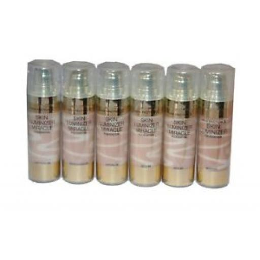 Max Factor Skin Luminizer Miracle Foundation | Choose from 6 shades