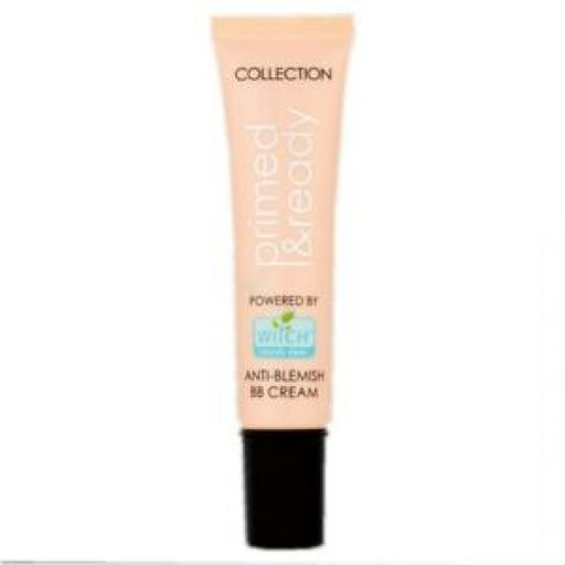 Collection Primed & Ready Anti-Blemish BB Cream | BB1, BB3, BB5, BB6, BB7