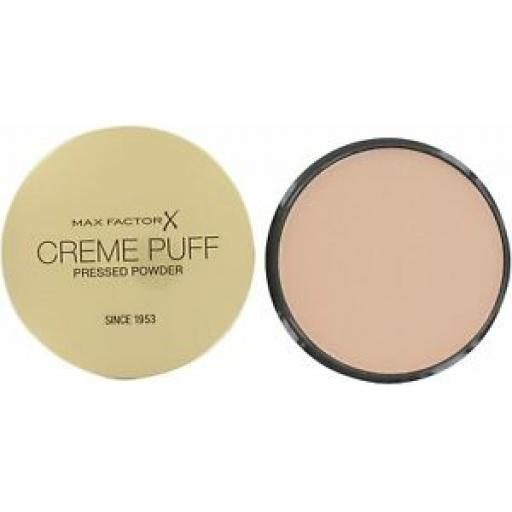 3 x Max Factor Creme Puff | Natural 50 | RRP £24 | Scratched cases | Bargain
