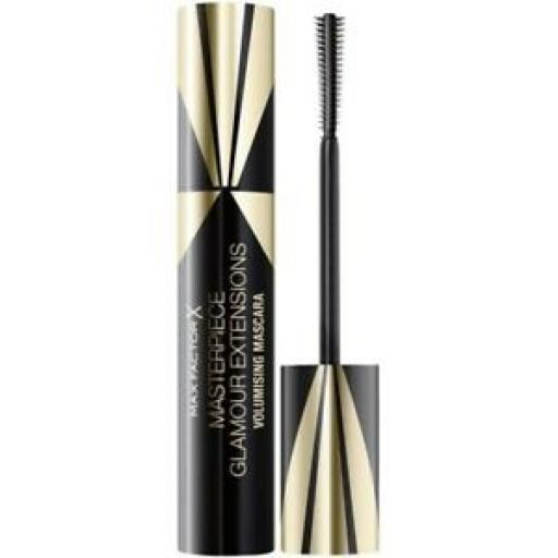 Max Factor Masterpiece Glamour Extensions 3in1 Mascara | BLACK | RRP £11