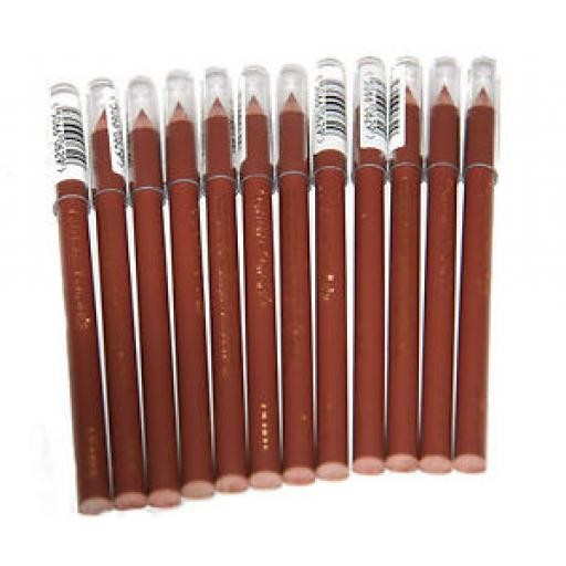 12 x Constance Carroll Lipliner Pencils | Natural | Wholesale Clearance