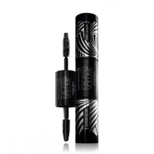 Max Factor Excess Volume Extreme Impact Mascara |Black | RRP £12.99