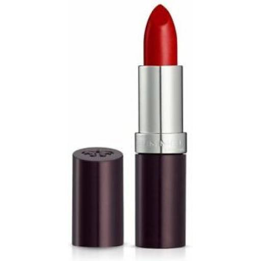 Rimmel London Lasting Finish Lipstick | 170 Alarm | 4 g | New |