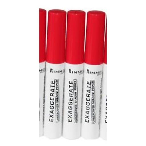 3 x Rimmel Exaggerate Undercover Shadow Primer | RRP £15|