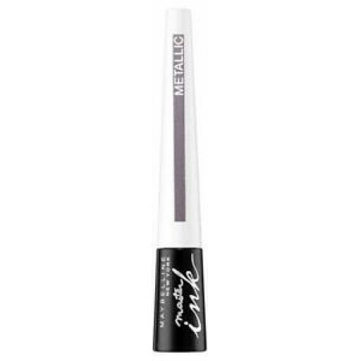 Maybelline Master Ink Eyeliner | Metallic | 31 Silver Violet |