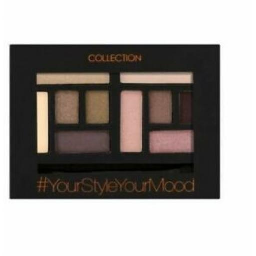 Collection #Your Style Your Mood | Eyeshadow Palette | Perfect Eyes |