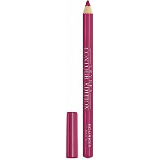 Bourjois Contour Edition Lip Liner | 03 Alerte Rose | Up to 12 hours Wear
