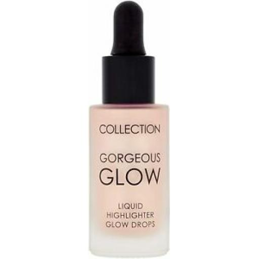 Collection Gorgeous Glow Liquid Highlighter Glow Drops | Glow 2 |