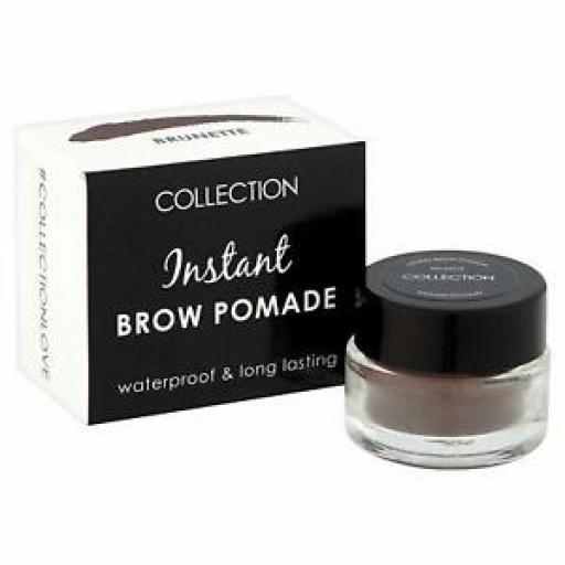 Collection Instant Brow Pomade | Brunette | Waterproof & Long Lasting