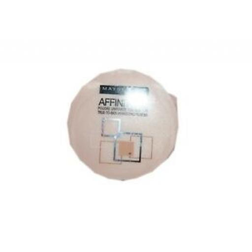Maybelline Affinitone True To skin Perfecting Powder - 42 Dark Beige