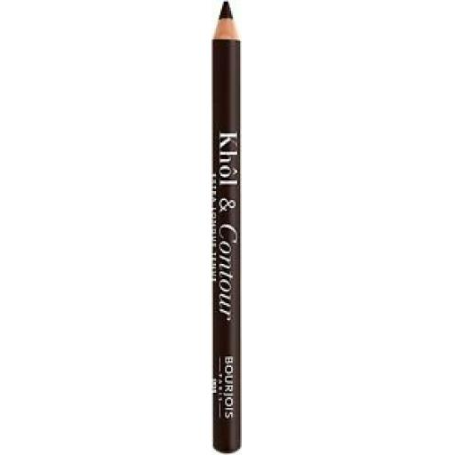 Bourjois-Khol-amp-Contour-Eye-Pencil-04-Brun-dependante-Extra-Long-Wear