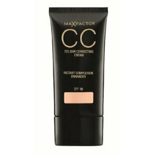 Max Factor CC Colour Correcting Cream | Choose Shade | Fair | Tanned | Natural