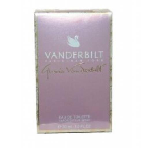 Vanderbilt Eau de Toilette Spray for Women 30ml